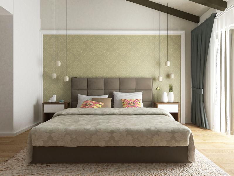 Bedroom Interior Design & Furniture in West Bloomfield